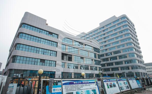 人民医院铝单板项目